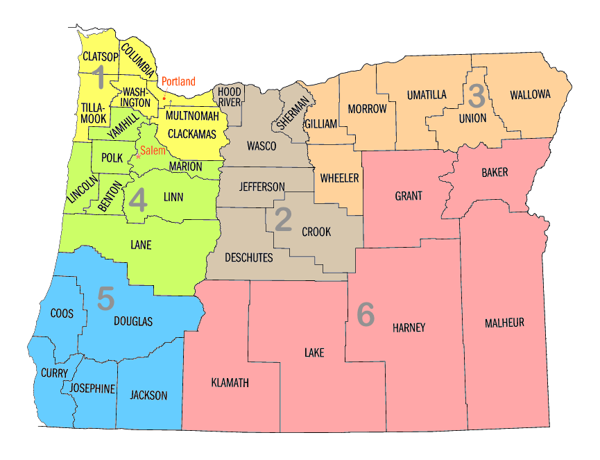 Idaho ARES - Nation Wide Frequencies